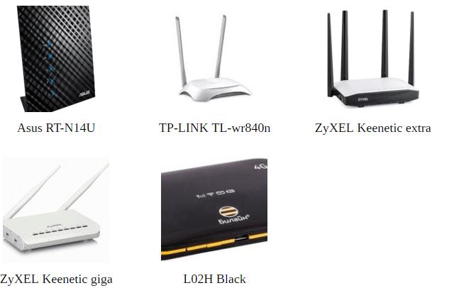 Какой Wi-Fi роутер выбрать для домашнего интернета от Билайн?