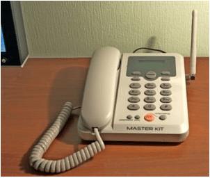 Как позвонить с мобильного телефона на домашний?